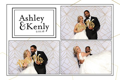 Ashley & Kenly Wedding
