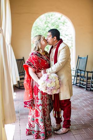 Ashley & Rakesh Wedding