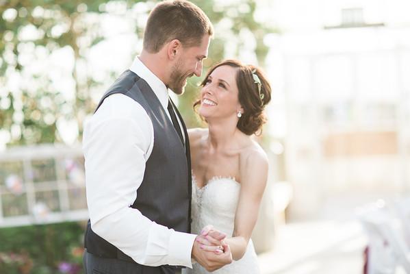 Ashley + Ryan Wedding