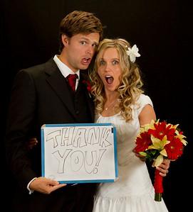 Ashley & Shane Wedding Photobooth