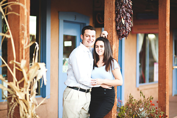 Ashley & Shea Engagements