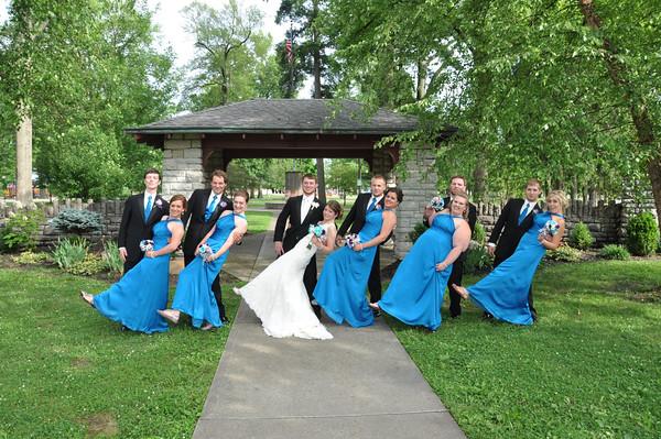 Ashley & Sterling Werning's Wedding