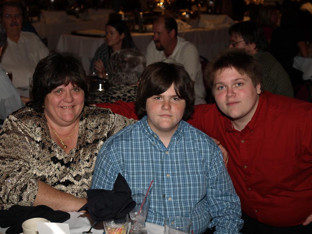 Linda Cronkhite, Bradley, Rick