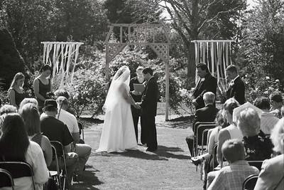 Ashley and Danny's Wedding, September 2, 2006
