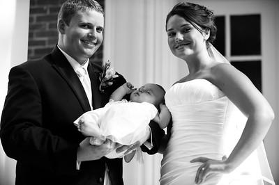 Ashley and Dustin Wedding Day
