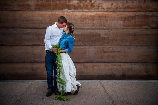 Ashley and Eric Wedding
