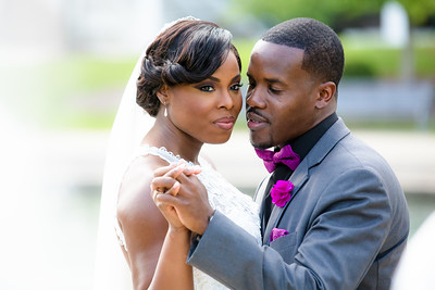 Ashley and Frederick Brown
