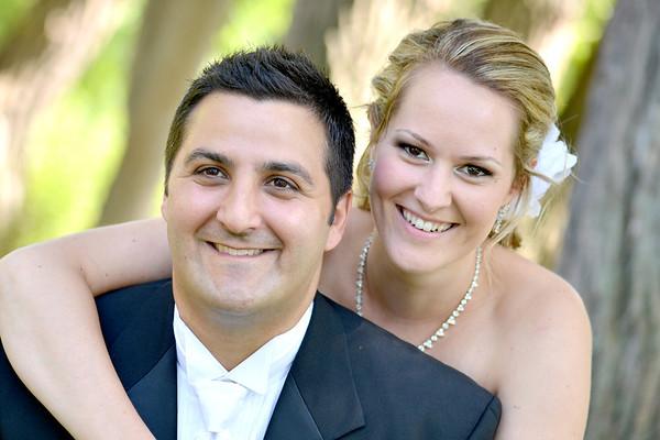 Ashley and Tony