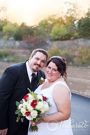 Ashley & Andy {wedding day}