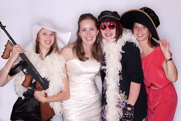 Ashley & Joe Wedding Fun Pics