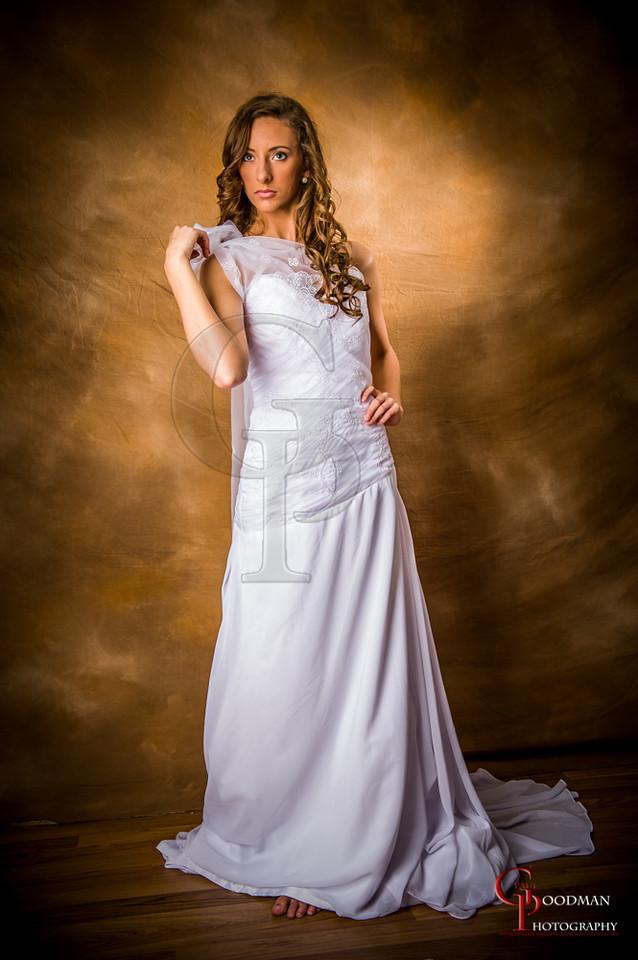 Ashlee bridal portraits