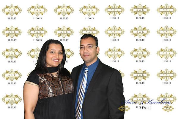 Asim and Karishma Wedding