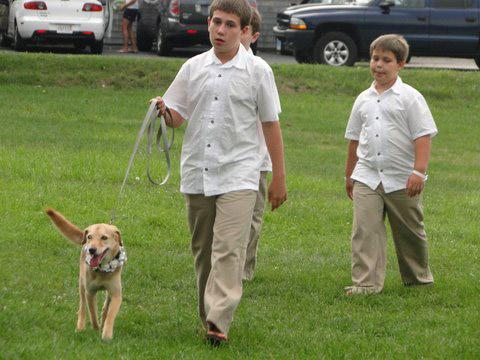 tova, sam and ben