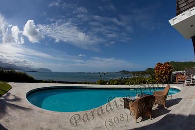 Pool & Villa view 76-bp-0982