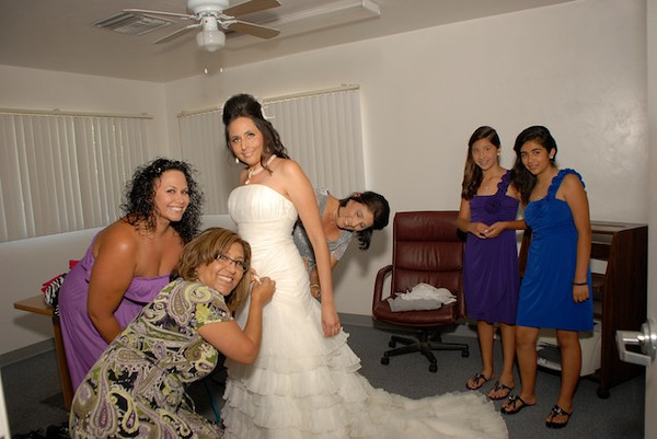 Athena and Joseph Wedding June 2012