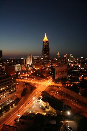 Atlanta, Georgia - April 2007