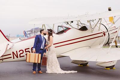 Attitude Aviation | Livermore Wedding Shootout