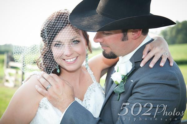 Aubrey & Tyler Brown Wedding