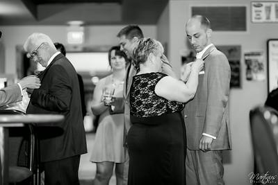 Aubrey & Josh Wedding Sneak Peek