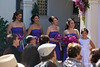 Audrey's bridesmaids