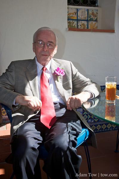 Dr. Harold Simon
