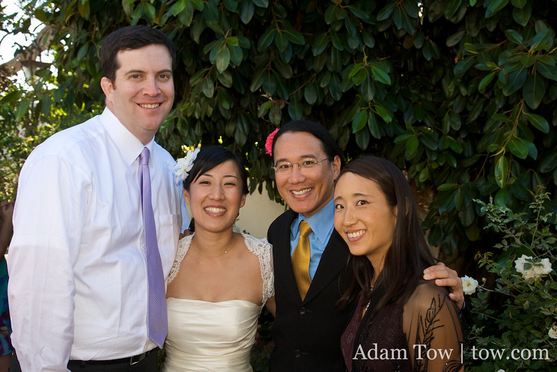 Audrey, Dave, Adam and Rae