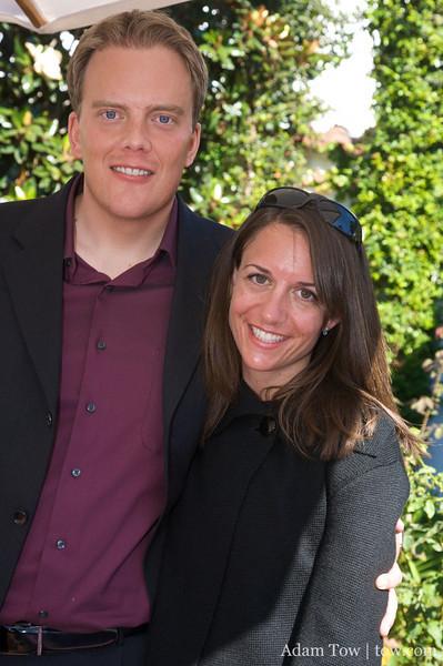 Chris and Dani