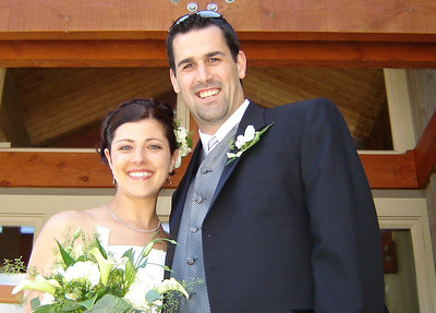 <b>Aug. 12, '06: Melissa & Kyle's Wedding Ceremony</b>