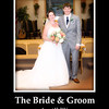 Bride and groon