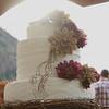 Wedding cake county style