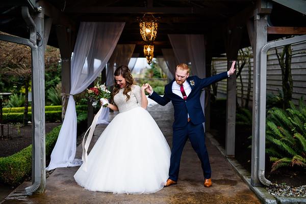 Austin and Jessica Wedding