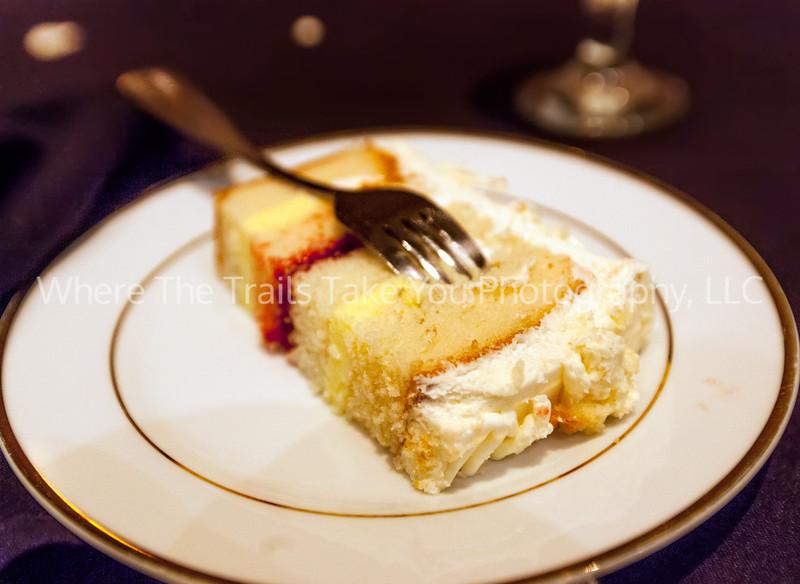A Slice of Wedding Cake