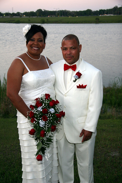 BANTON WEDDING MARCH 19,  2011