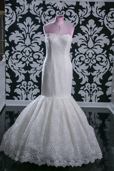 BB Test Wedding Gowns