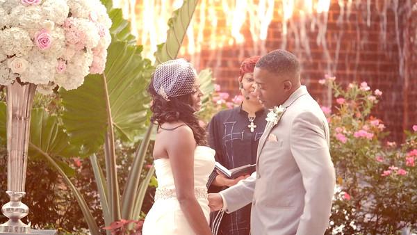 Ba'Ron & Shauna Wedding Video