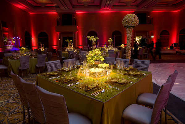 Bacara Platinum Wedding Florals