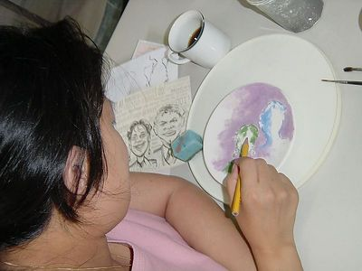 Hyang at work