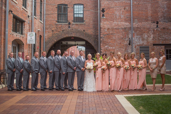 Bridal Party DT