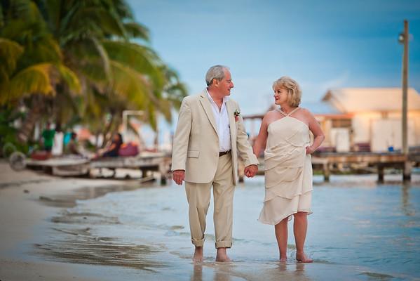 Barbara & Ralph - Wedding - Belize - 3rd of December 2015