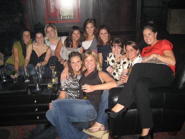 Barkey, Bannister Wedding: Indianapolis 10.3-10.5.2008