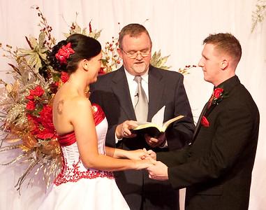 Barnhart-Barrows Wedding