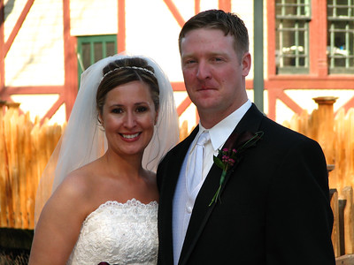 Barry & Heather's Wedding - 4/28/07