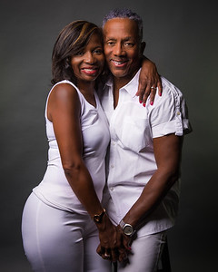 Barry and Valeria Johnson Pre-Wedding Shoot