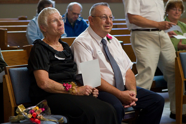 Gene and Val Bartyzal Vows