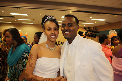 Mr and Mrs Adan
