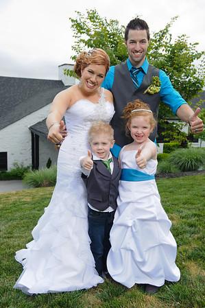 Bates Wedding