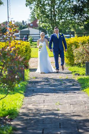 Becky & George UK Wedding