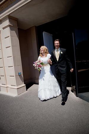 Becky Ryan Wedding