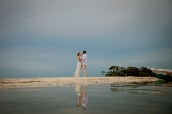 Becky & Will - Wedding - Belize - 3rd of March 2016