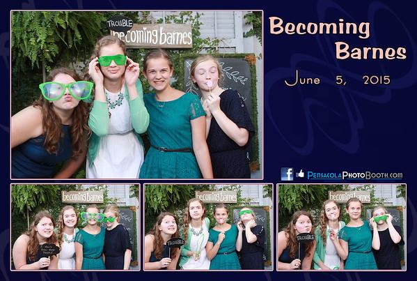 Becoming Barnes 6-5-2015